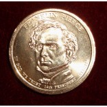 1 dollar 2010