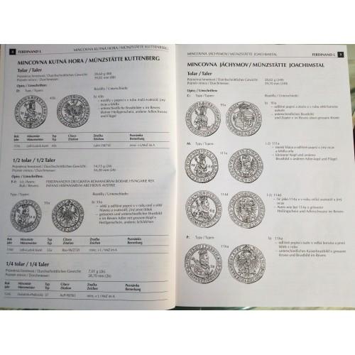 """Publikace """"Vládní mince - dodatek 1"""" NOVÉ"""