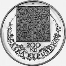 200 Kč 1996