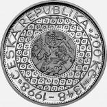 Pamětní mince 200 Kč 1998 Karlova univerzita