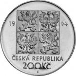 Stříbrná pamětní mince 200 Kč životní prostředí