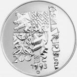 200 Kč 1993