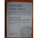 Nejstarší české mince
