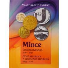 Katalog mincí Československa, ČR a SR