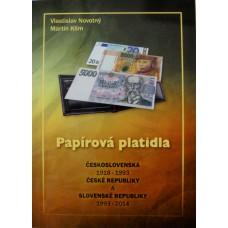 Katalog papírových platidel