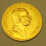10 koruna 1909